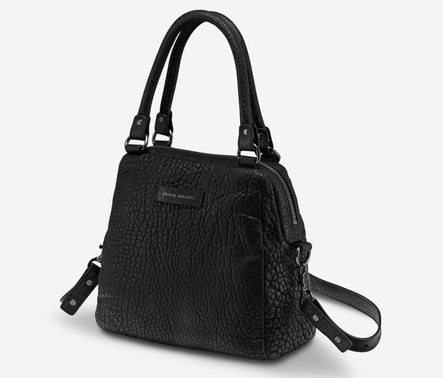 Last Mountain Bag Black Bubble 1220