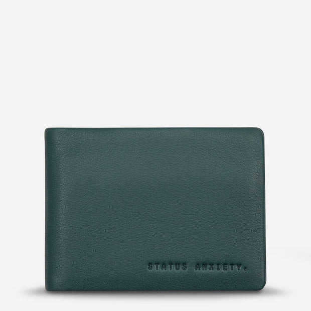 Jonah Wallet - Teal 790