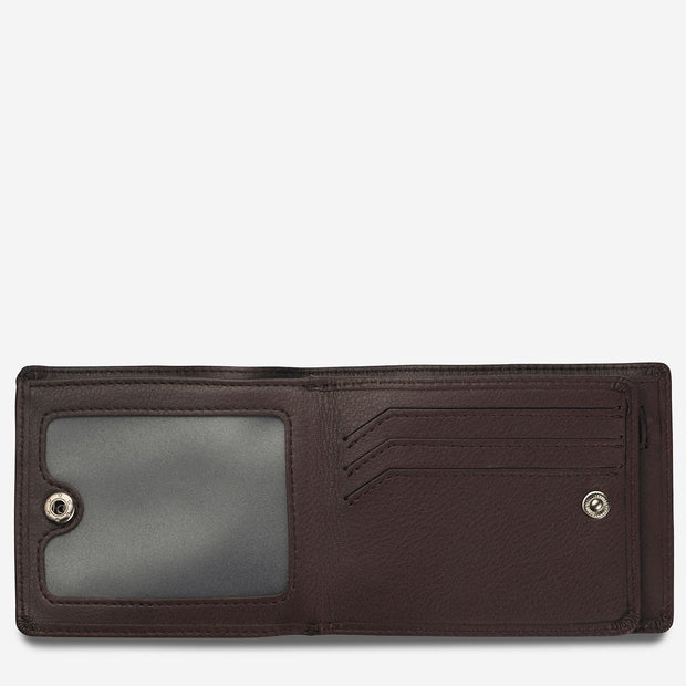 Leonard Wallet - Chocolate 790