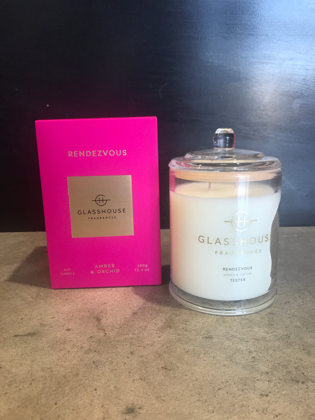 Rendezous candle 380g 320