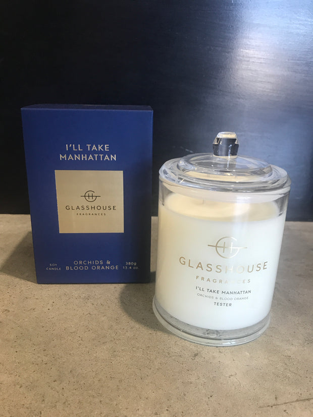 I'LL Take Manhattan Candle 380g 320