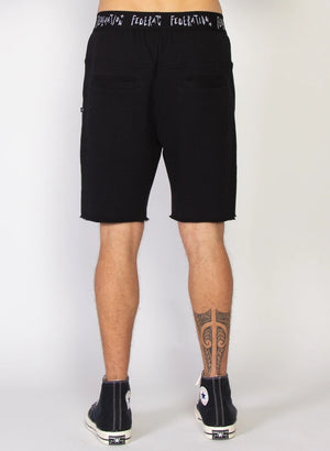 Day Short in Black -1120