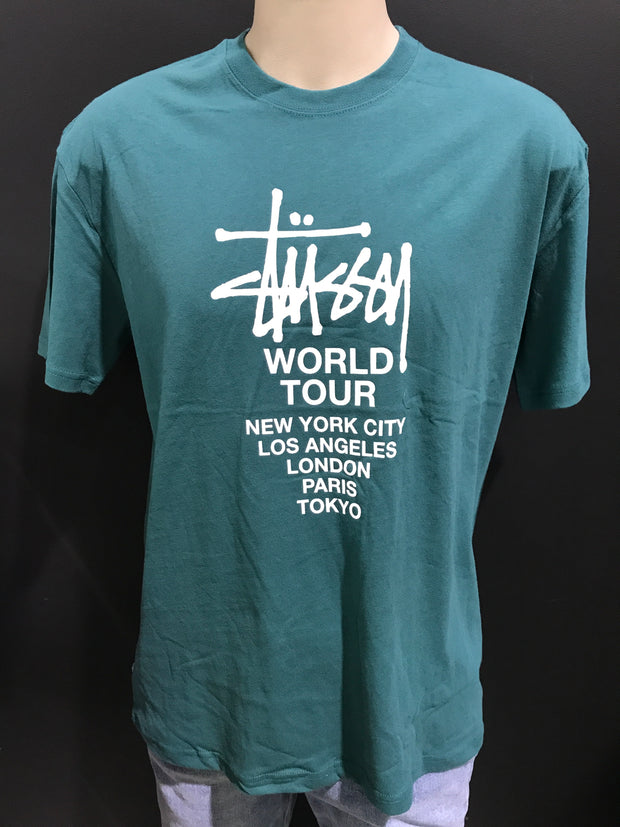 Solid Tour SS Tee 320