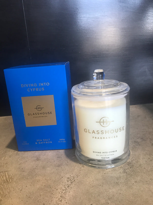 Diving into Cyprus Candle 380g 320