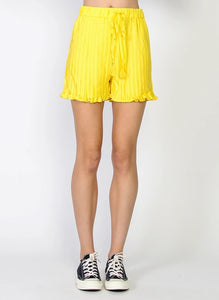 Fly Short in Yellow - 1020