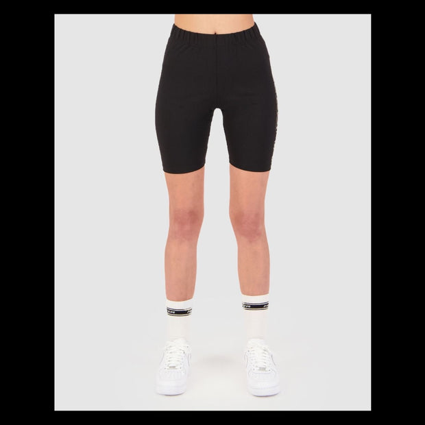 Roam Bike Short - Black / White 1120