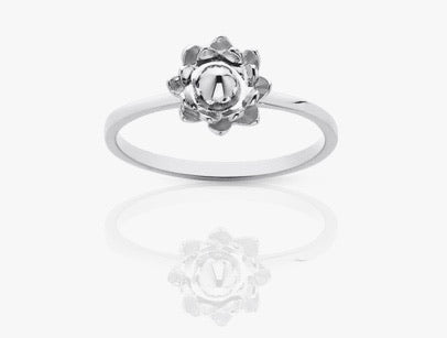 Protea Stacker Ring 720