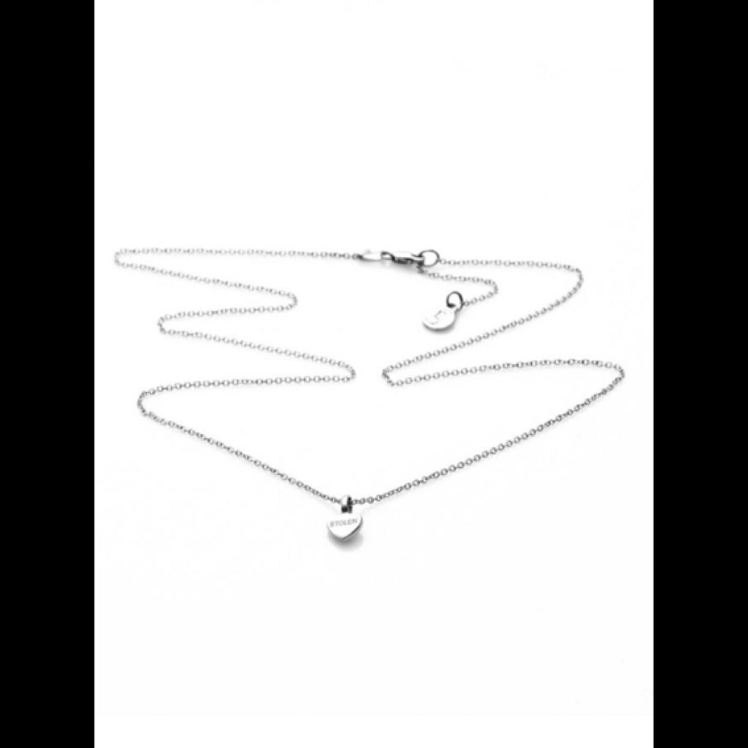 Stolen Heart Necklace 1220