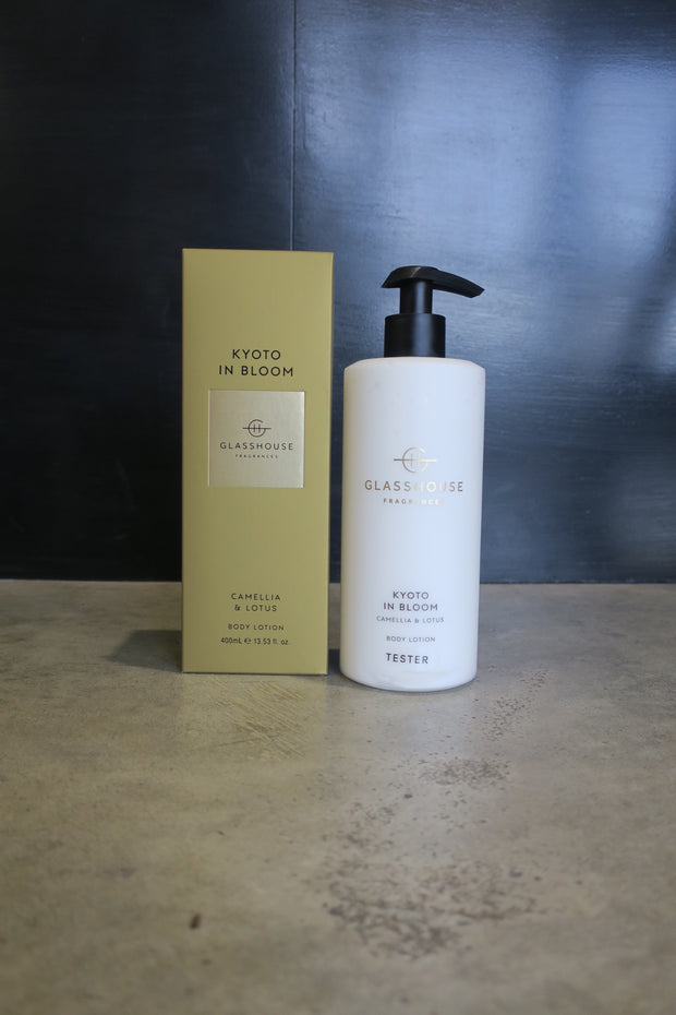 Kyoto in Bloom Body Lotion 320