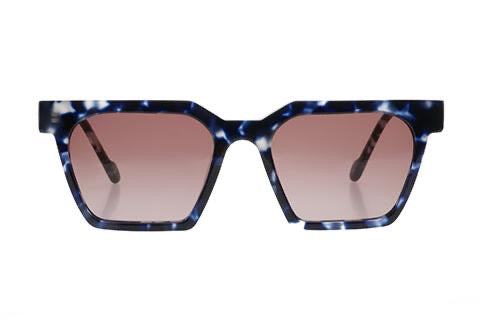 Useage Blue Tort Sunglasses - 1020