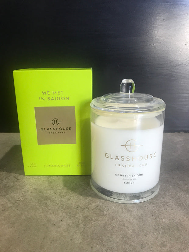We Met in Saigon Candle 380g 320