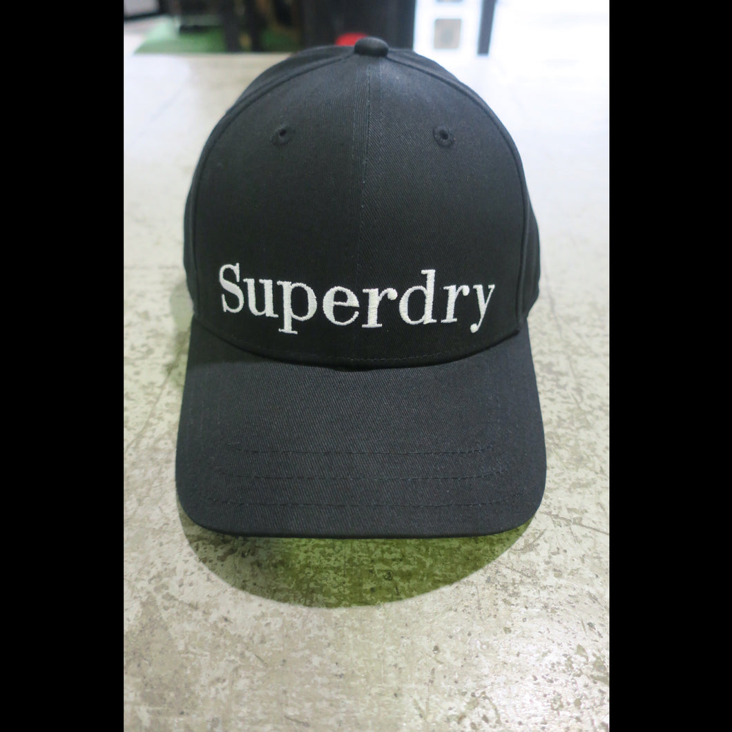 Embroidery Cap - Black 820