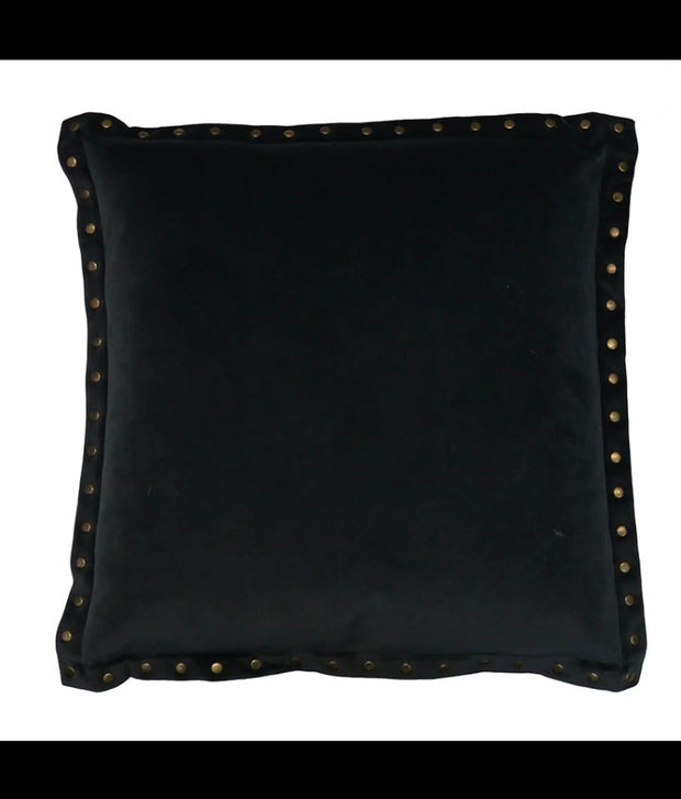Velvet Stud Cushion 1120