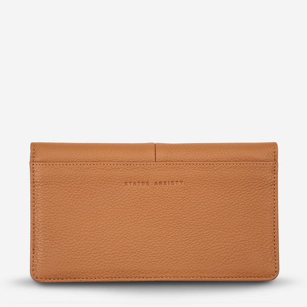 Triple Threat Wallet - Tan 820