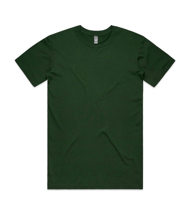 Staple tee forest green