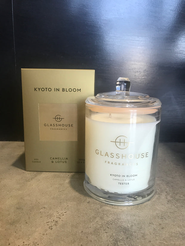 Kyoto in Bloom Candle 380g 320