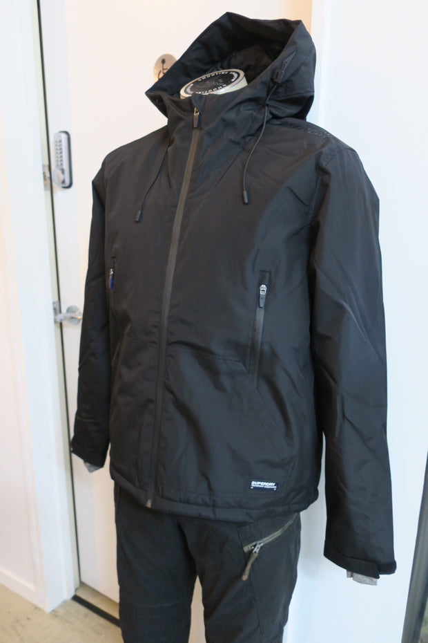 Padded elite windcheater