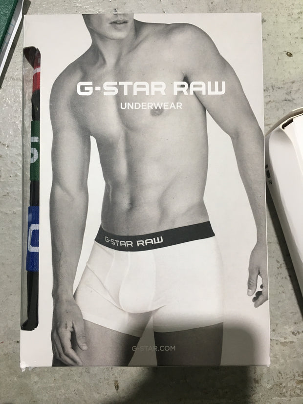 Underwear trunk 3 pack g-star