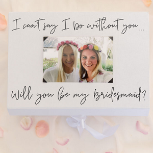 Bridesmaid Proposal Gift box ideas