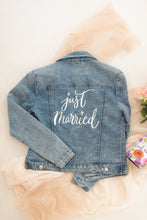 Load image into Gallery viewer, DIY Denim and Leather Jacket kit boxes