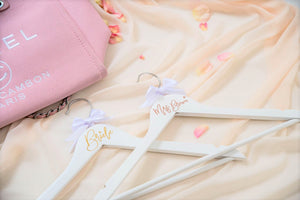 Personalized Bridal Party Wooden Hanger Bridsmaid Hanger