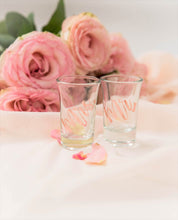 Load image into Gallery viewer, Custom Bridal Party Shot Glasses Shooter glass