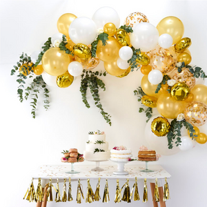 Balloon arch party kit