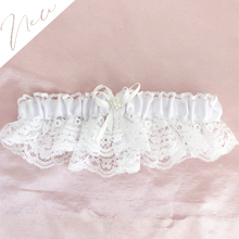 Load image into Gallery viewer, wedding bridal garter