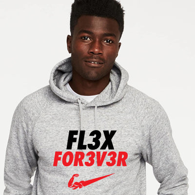 THE FL3X FOREVER HOODIE / PULLOVER