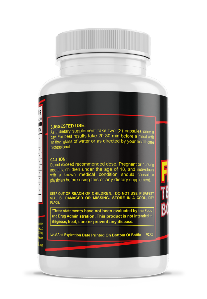 FL3X FUEL (TB) TESTOSTERONE BOOSTER