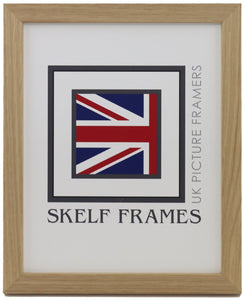 20mm Light Oak Veneer A1, A2, A3, A4 & A5 Size Frames