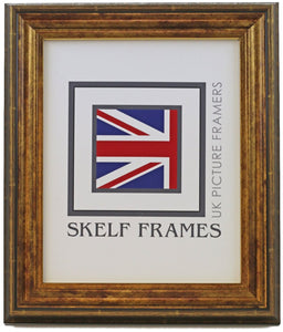 Antique Gold A2, A3 & A4 Size Frames
