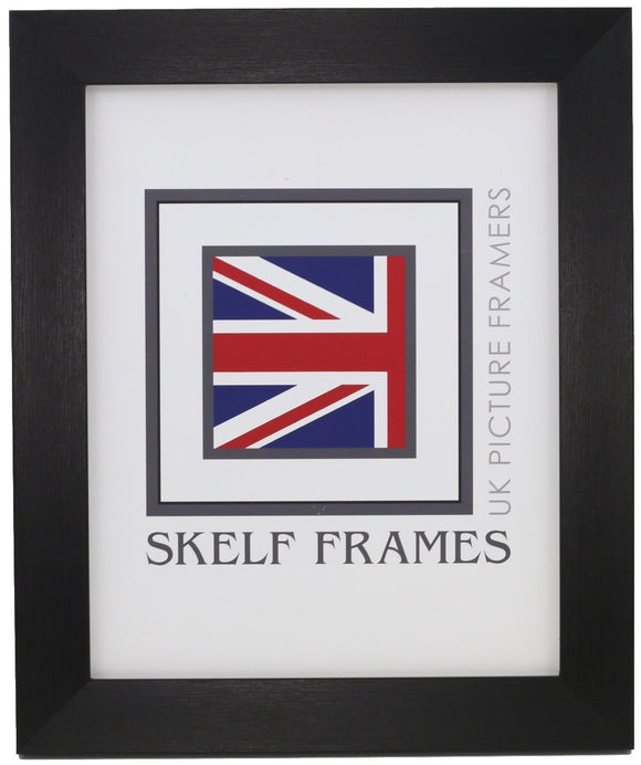 Brush Black Frame - Metric