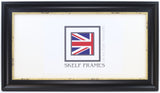 Panoramic Cornwall Black & Gold Frame