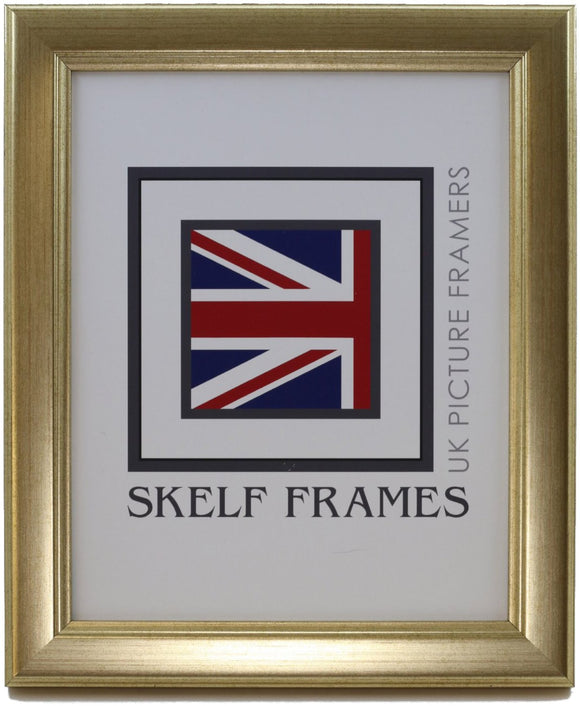 Champagne Gold Frame - Metric