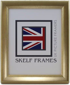 Champagne Gold A3, A4 & A5 Size Frames