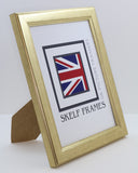 Champagne Gold A3, A4 & A5 Size Frames with Glass