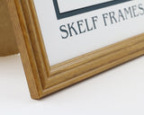 Honey Pine Square Frame