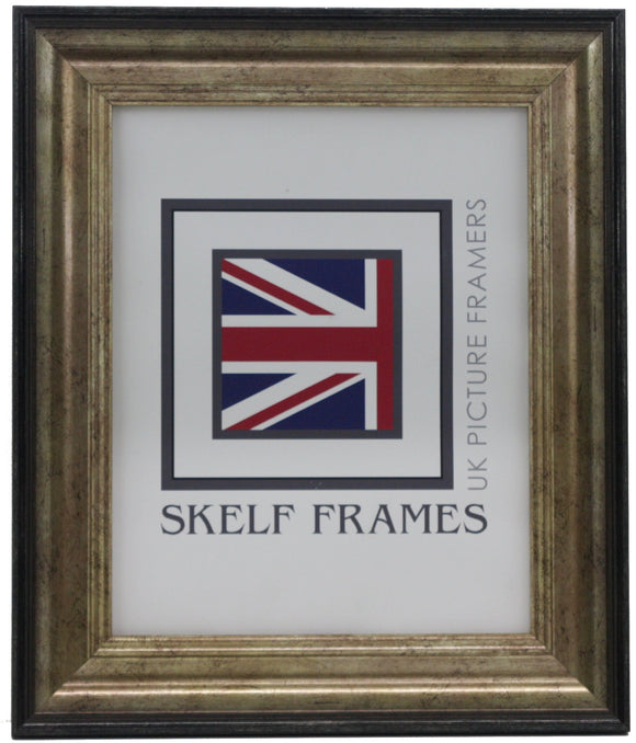 Cornwall Gloss Gold Frame - Metric