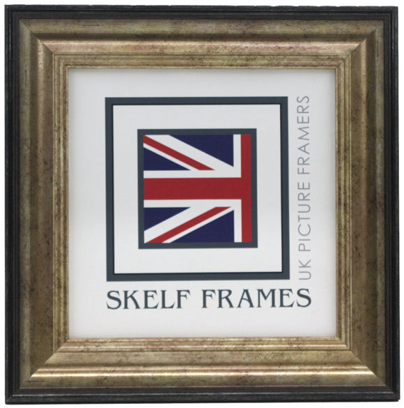 Cornwall Gloss Gold Square Frame