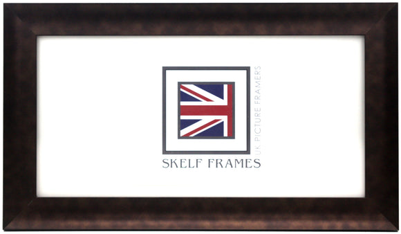 Serif Bronze Panoramic Frame