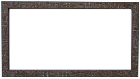 Panoramic Walnut Orangebox Wood Grain Effect Frame