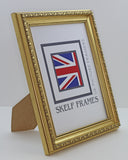 Ornate Gold A3, A4 & A5 Size Frames