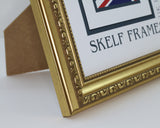 Ornate Gold A3, A4 & A5 Size Frames with Glass