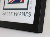 Phoenix Black Wood Panoramic Frame