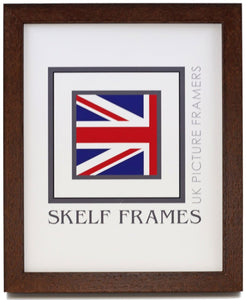 Brown Phoenix Frame
