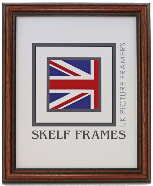Traditional Dark Wood A3, A4 & A5 Size Frames
