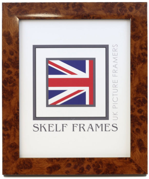 Walnut Effect Frames