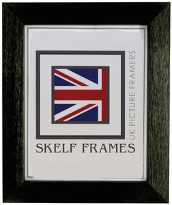 Nearly Black Wide Driftwood Frame (this frame has brown tinge in some light)