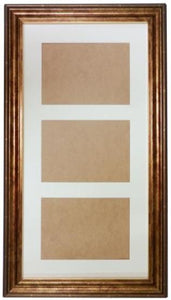 20 x 10 Antique Gold Frame